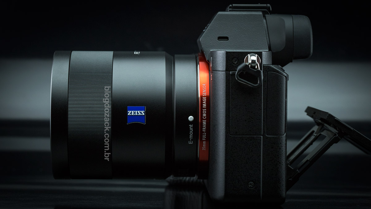 Sony FE 55mm f/1.8 ZA