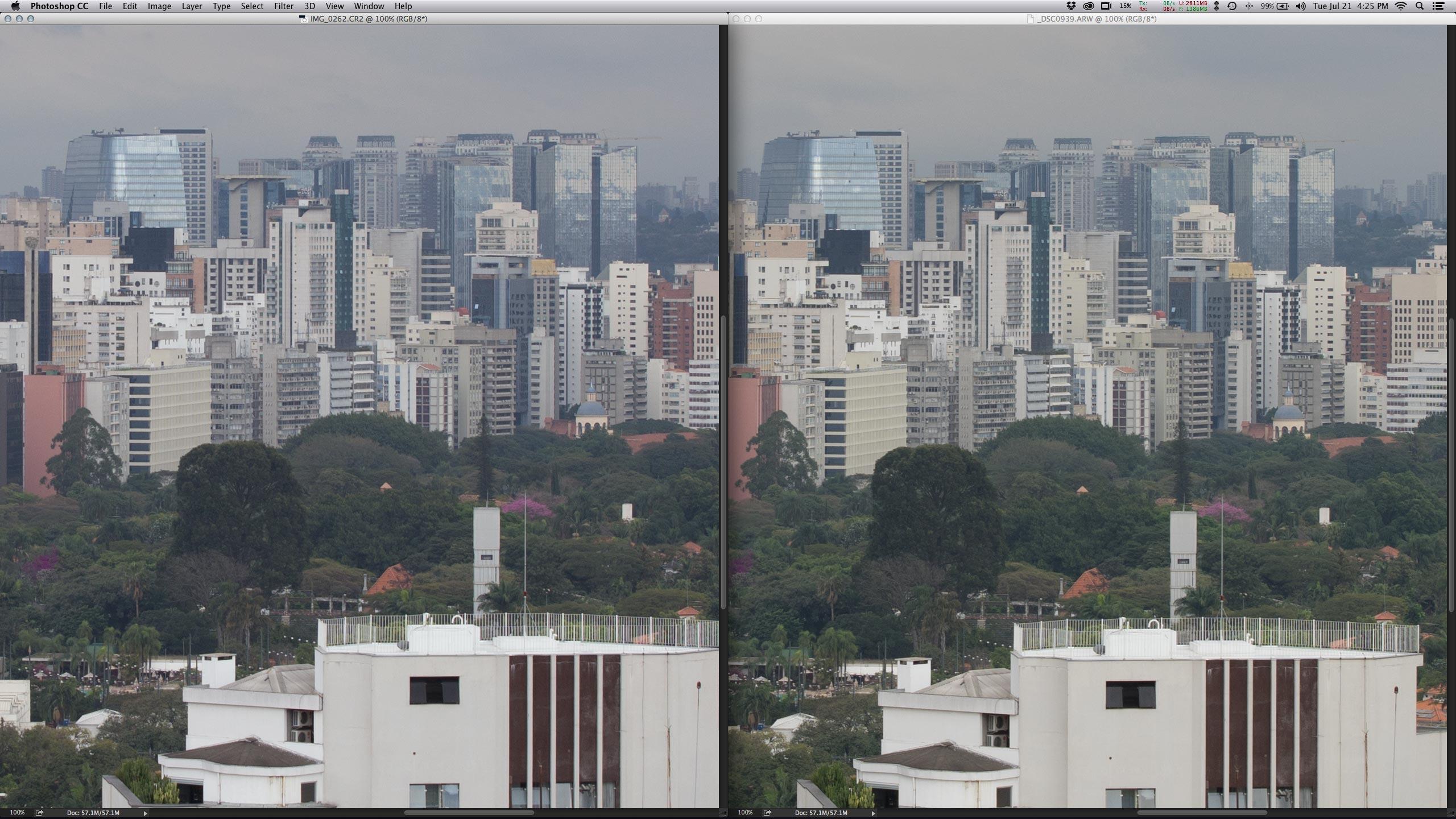 Centro - Arquivos idênticos, parece que foram repetidos lado a lado.