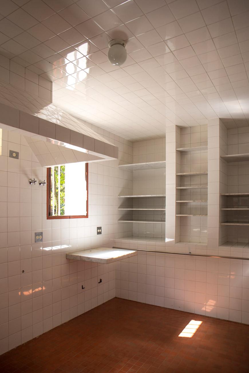 """""""Cozinha Modernista"""" em f/4 1/45 ISO100 @ 24mm."""