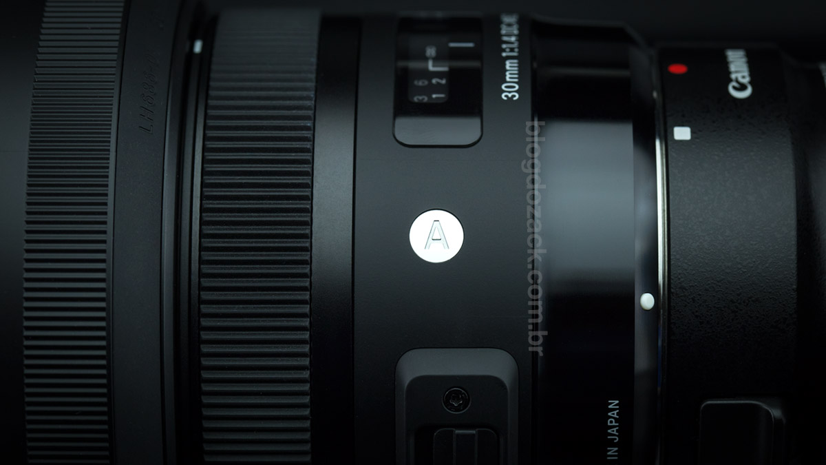 Sigma 30mm f/1.4 DC Art HSM