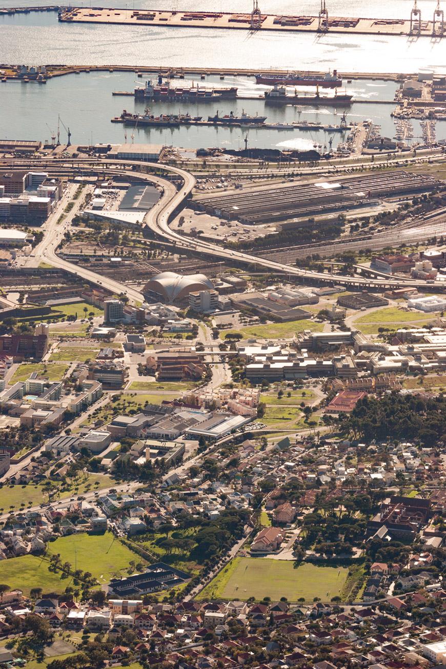 """""""Cape Town II"""" em f/8 1/320 ISO100 @ 100mm."""