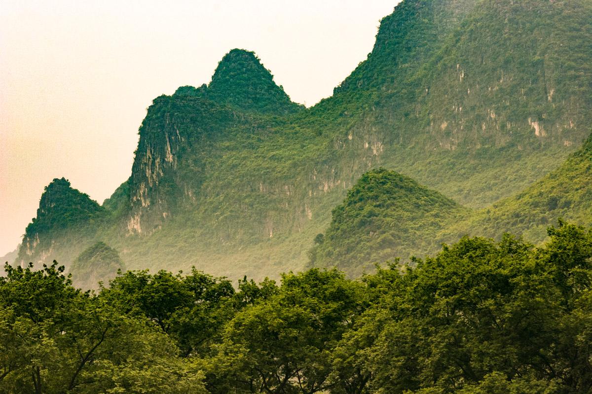 """""""Guangxi"""" em f/11 1/500 ISO800 @ 100mm."""