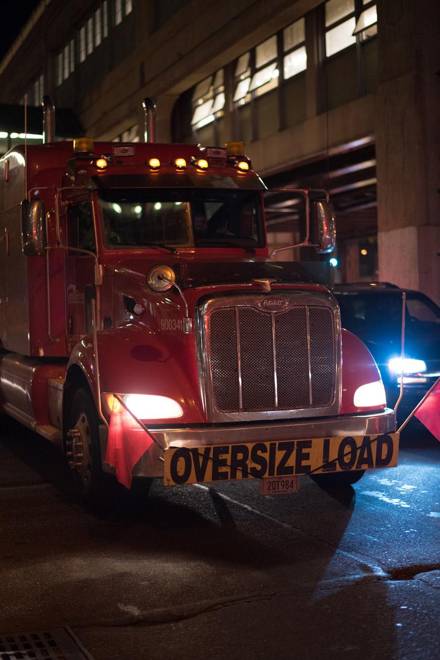 """Oversize"" em f/1.4 1/250 ISO2800."
