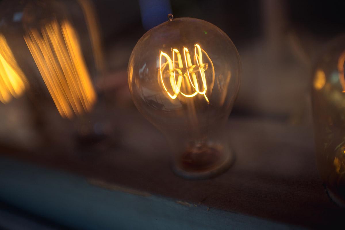 """""""Bulb II"""" em f/1.8 1/4000 ISO160."""
