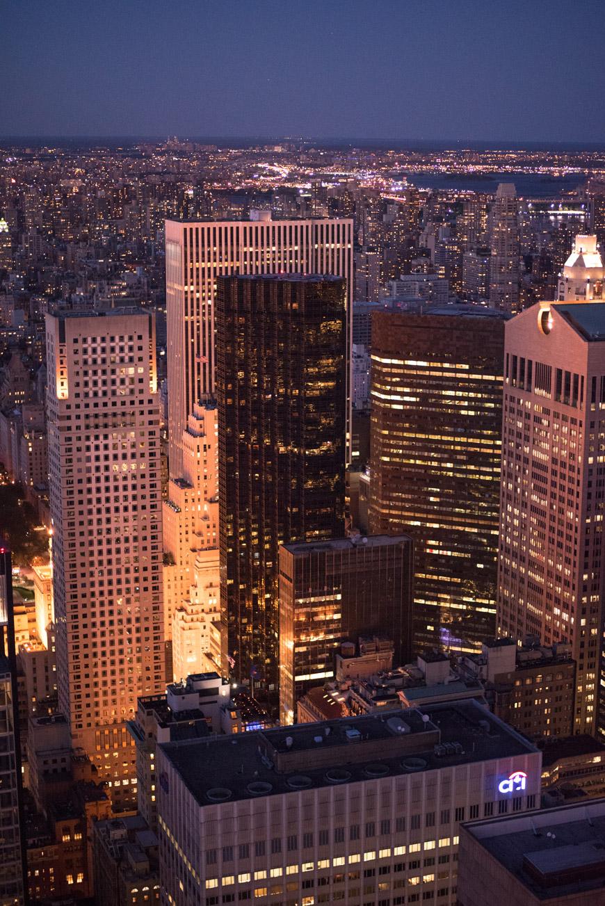 """""""N Manhattan"""" em f/1.4 1/200 ISO5600."""