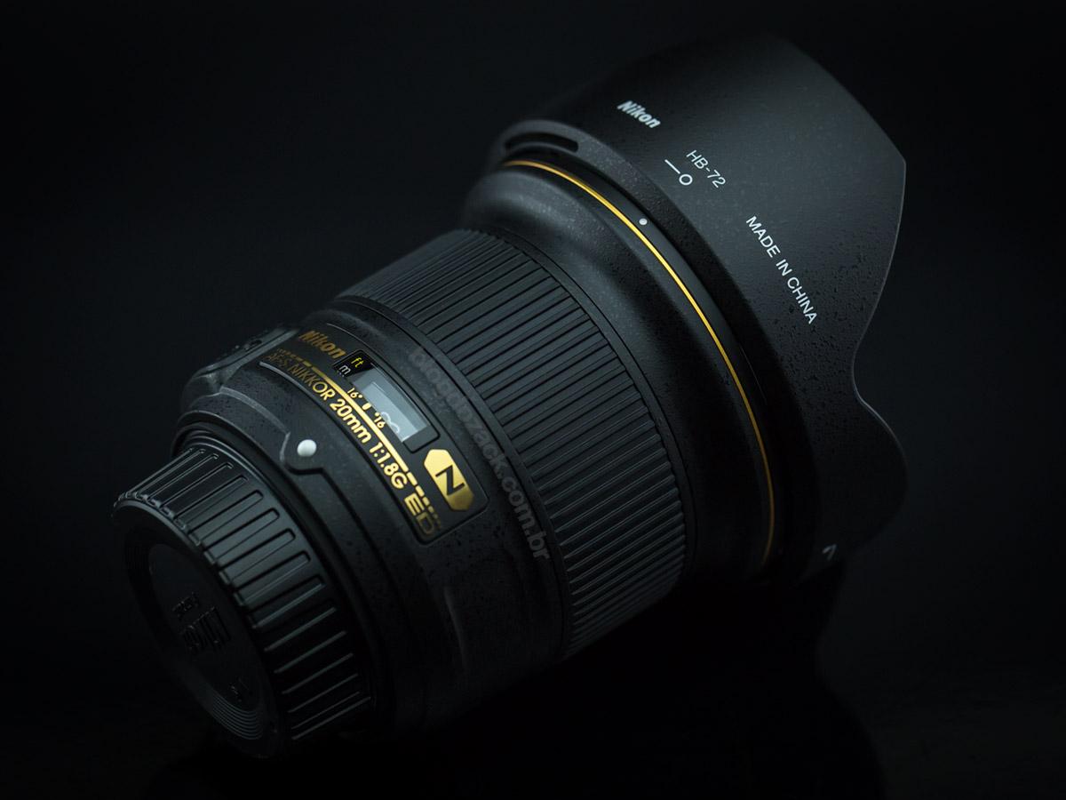 Nikon AF-S Nikkor 20mm f/1.8G