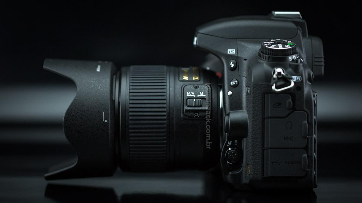 Nikon AF-S Nikkor FX 35mm f/1.8G