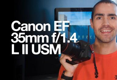 Canon EF 35mm f/1.4L II USM