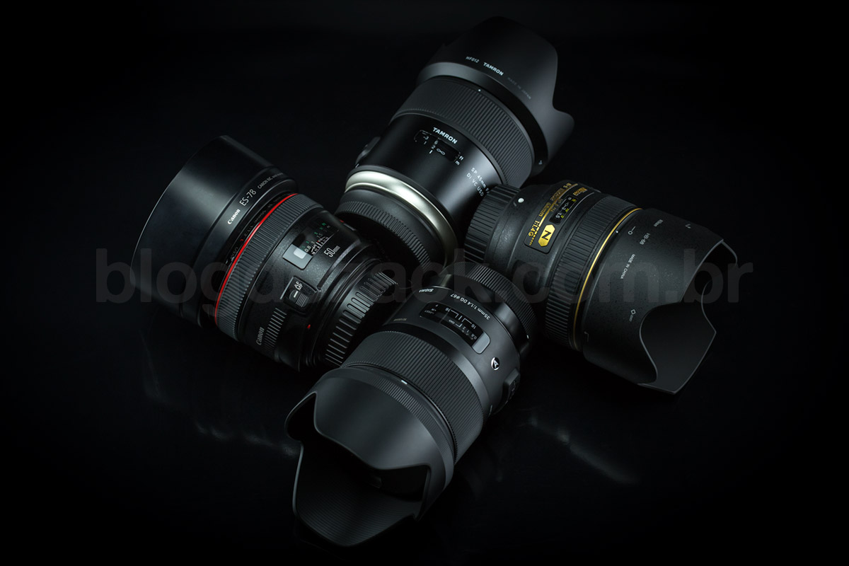 blogdozack's premium large aperture primes: I know a thing or two about lenses. :-)