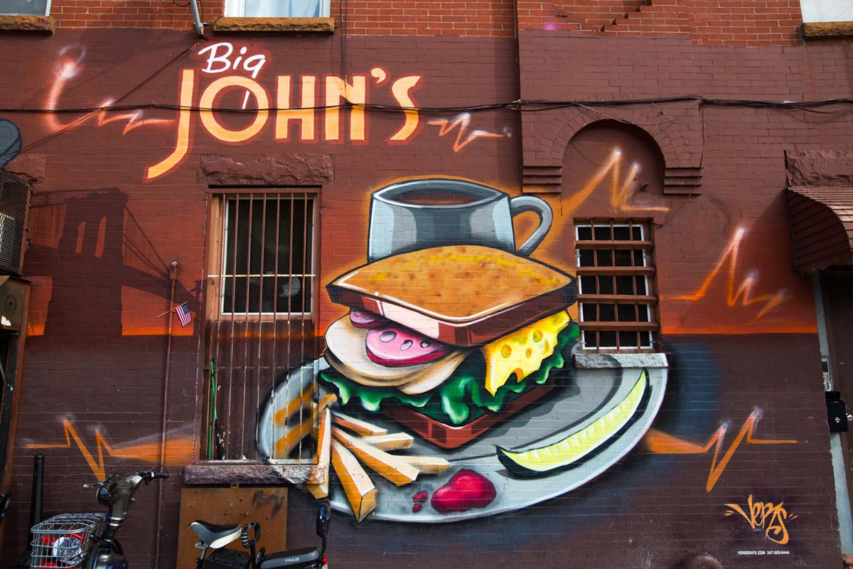 """""""Big John's"""" at f/8 1/160 ISO100."""