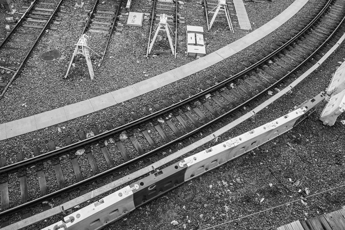 """""""Rail"""" em f/8 1/160 ISO250."""
