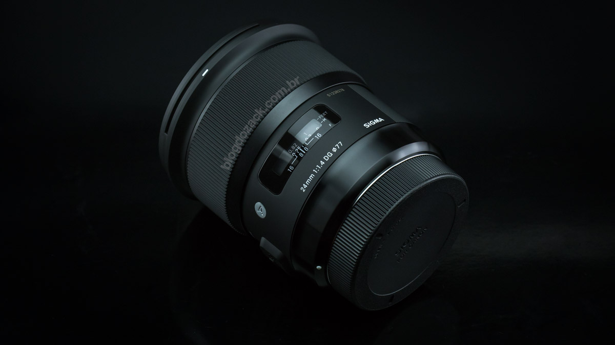 Sigma 24mm f/1.4 DG HSM Art