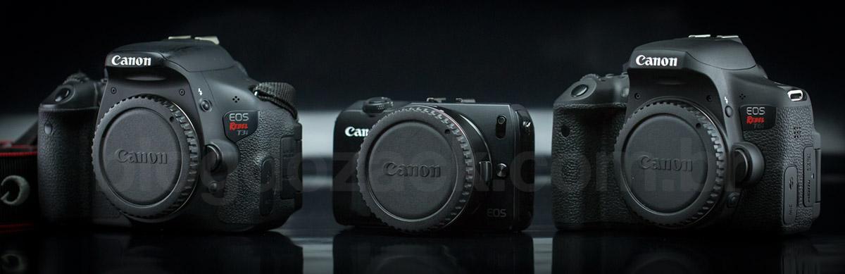 Canon EOS T6i
