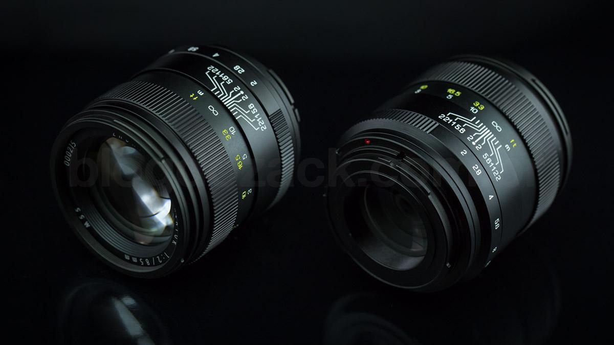 Zhongyi Mitakon CREATOR 85mm f/2