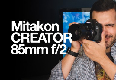 Mitakon CREATOR 85mm f/2