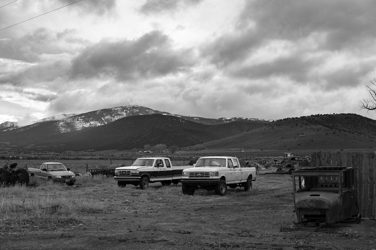 """Pick-ups"" at f/5.6 1/680 ISO200."