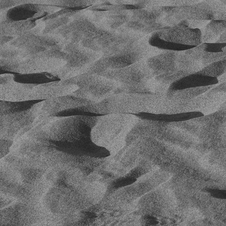 Crop 100%, textura não é eletrônica, é natural do terreno.