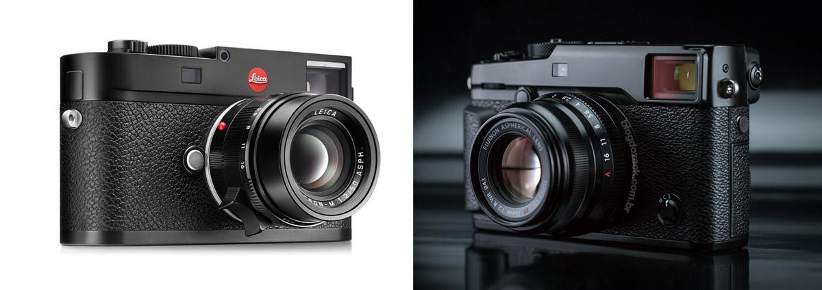 Fujifilm X-Pro 2 Leica
