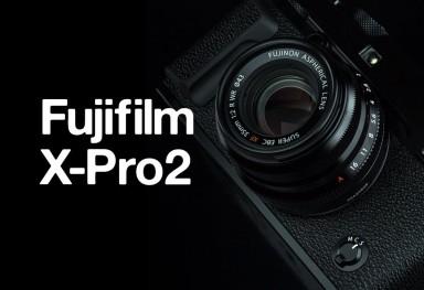 Fuji X-Pro 2