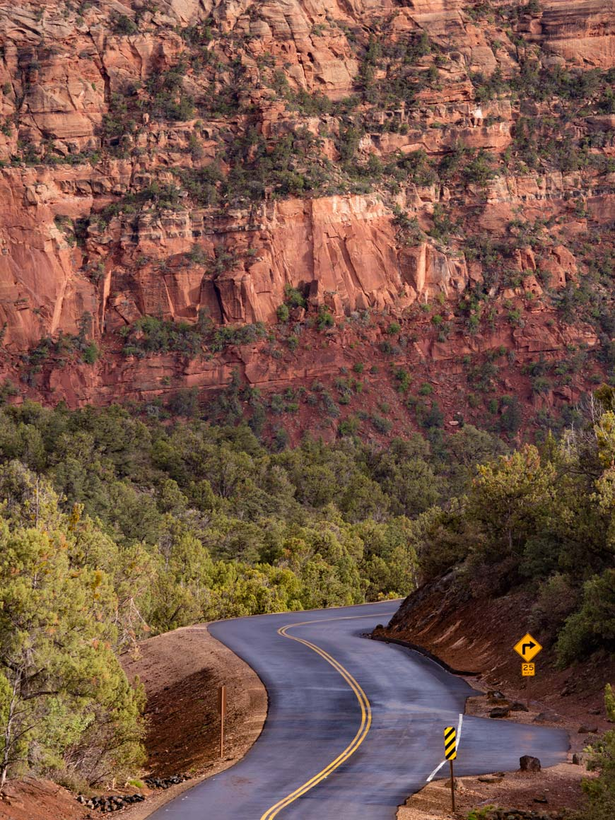 """Kolob Road"" at 1/250 ISO100."