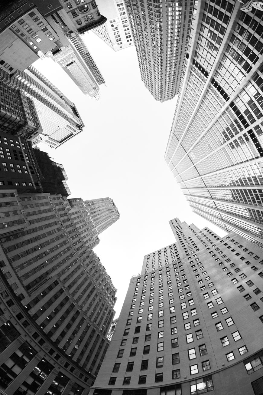 """Financial District II"" at f/5.6 1/250 ISO100 @ 10mm."