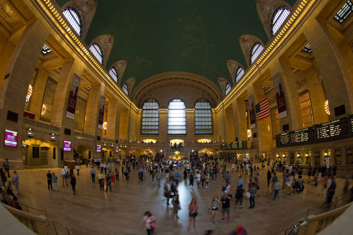 """Grand Central"" at f/4 1/5 ISO100 @ 10mm."