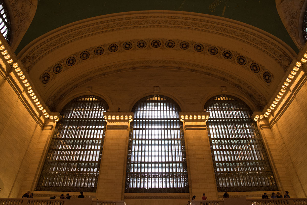 """Grand Central III"" at f/5.6 1/40 ISO2000 @ 16mm."