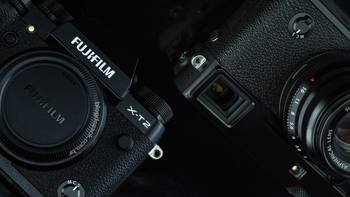 Fujifilm X-T2 X-Pro 2