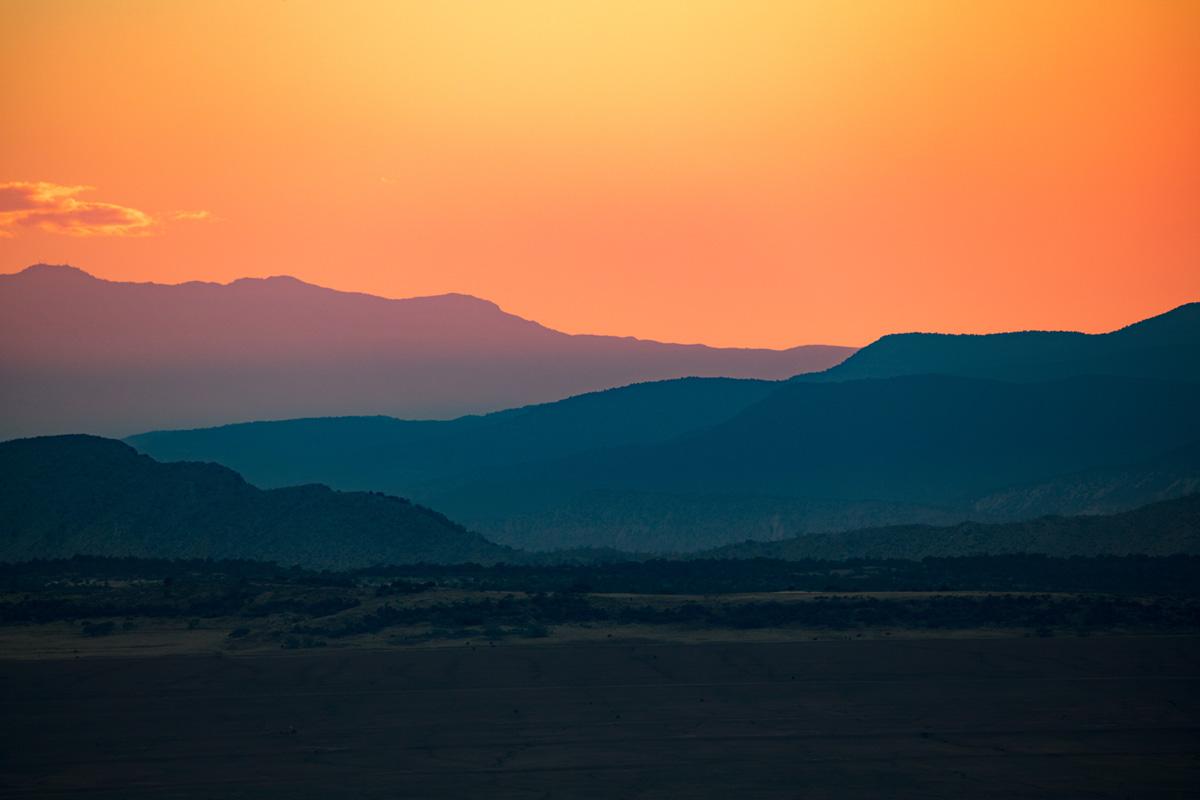 """""""Serra"""" em f/7.1 1/200 ISO500 @ 435mm; cores saturadas direto da câmera."""