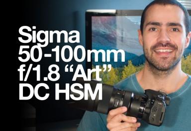 Sigma 50-100mm f/1.8 DC HSM