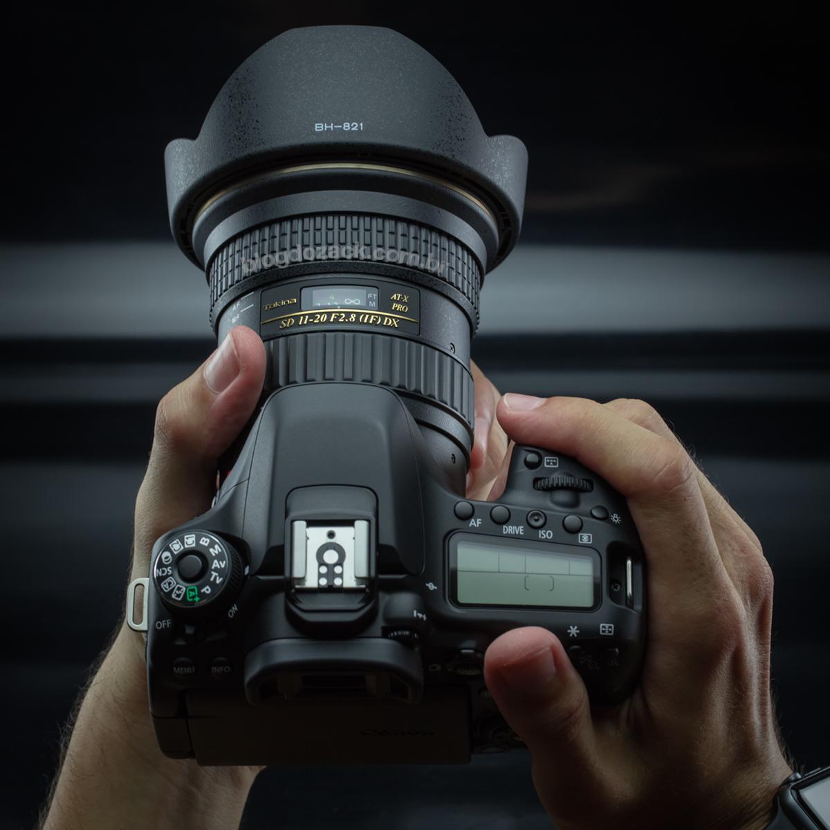 Tokina AT-X PRO 11-20mm f/2.8 DX