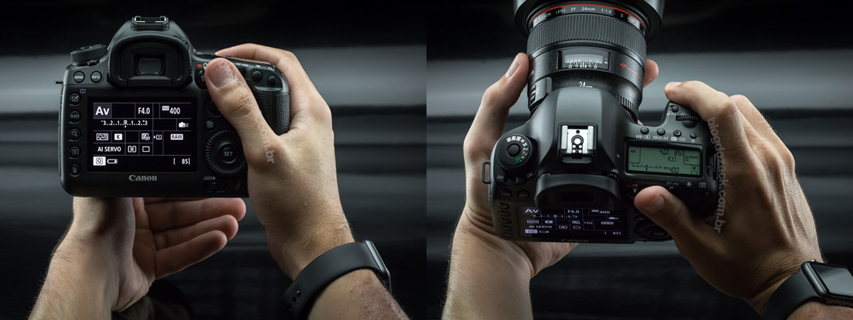 Canon EOS 5DS HANDS