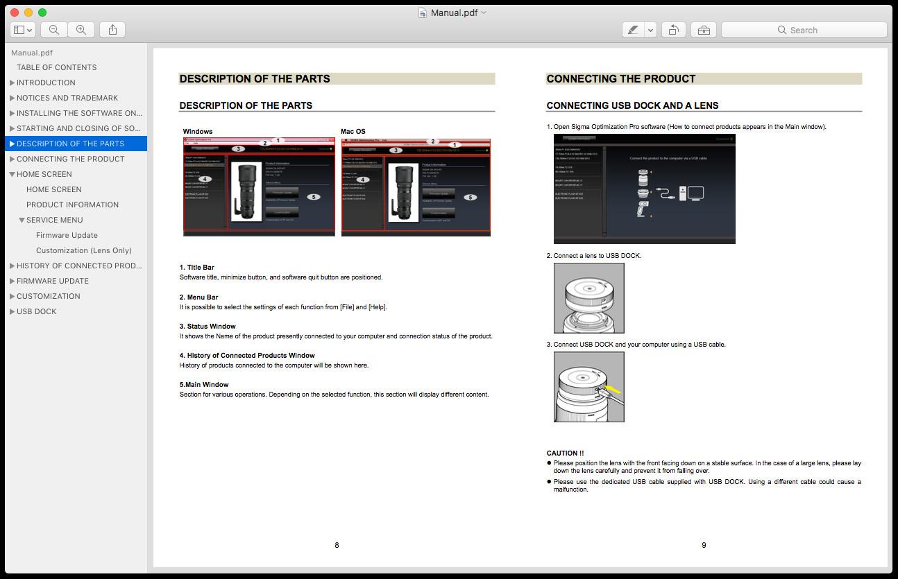 A documentação do Sigma Optimization Pro: completa e bem explicada, desde que você saiba ler em inglês.