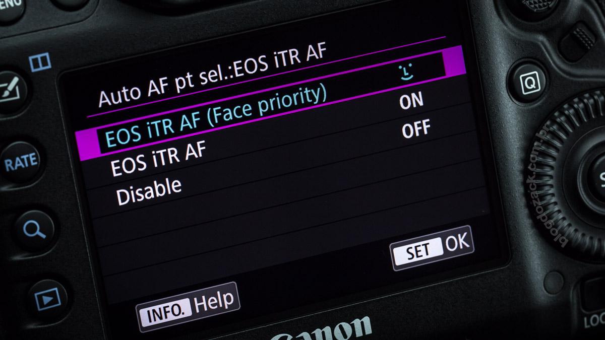Canon EOS 5D Mark IV ITR