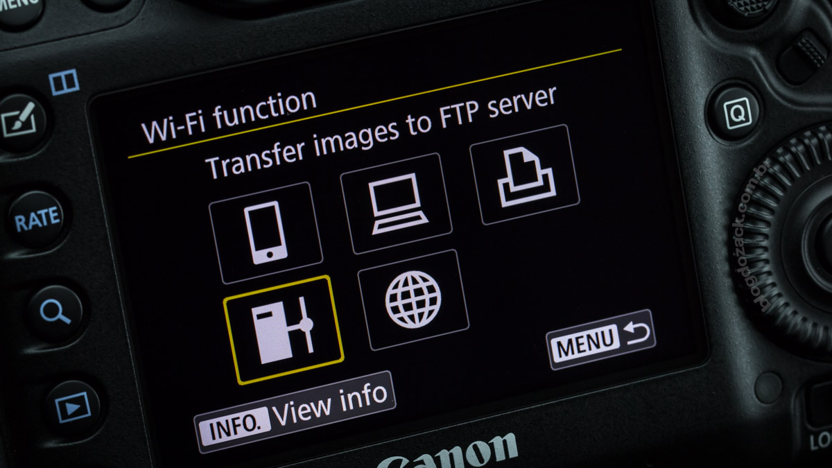 Canon EOS 5D Mark IV WI-FI