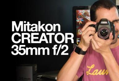 Mitakon CREATOR 35mm f/2