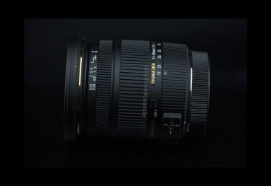 Sigma 17-50mm f/2.8 EX DC OS HSM