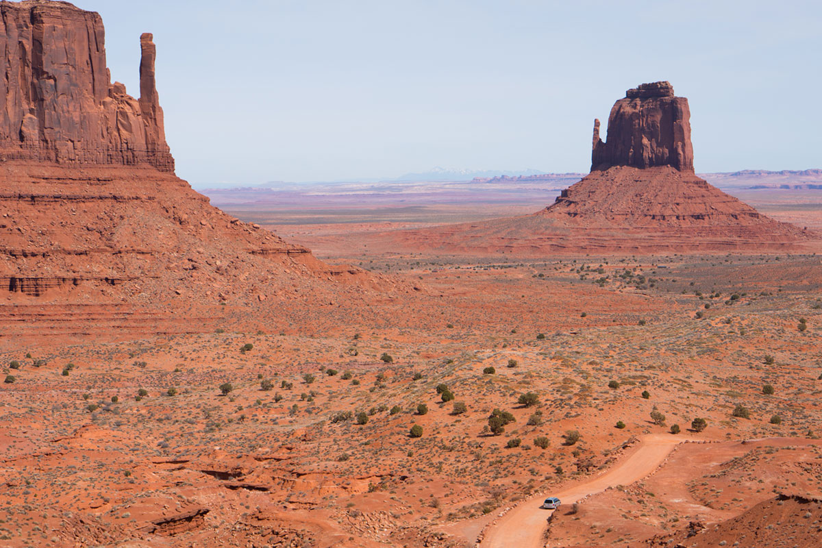 """Monument Valley II"" com a E 50mm f/1.8 OSS em f/7.1 1/400 ISO100."