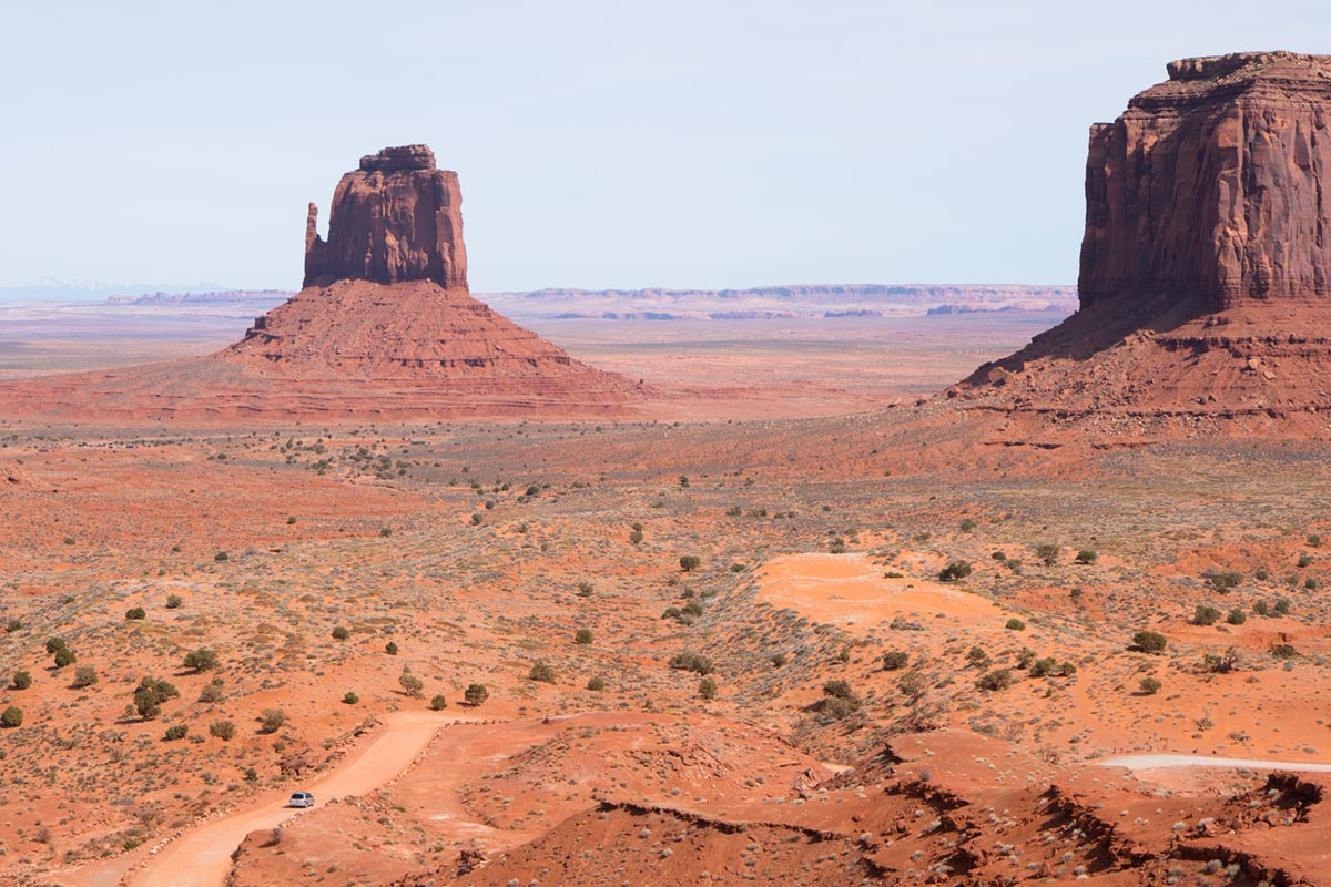 """Monument Valley"" at f/7.1 1/400 ISO100."