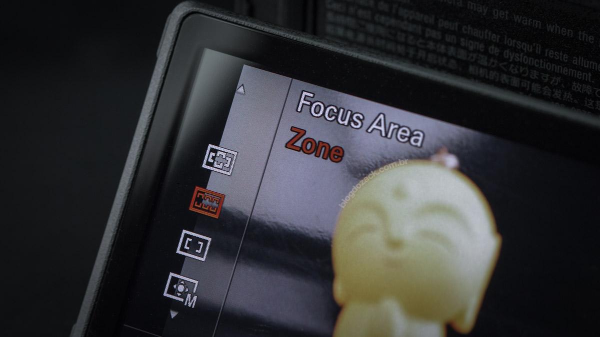 Sony A6500 AF