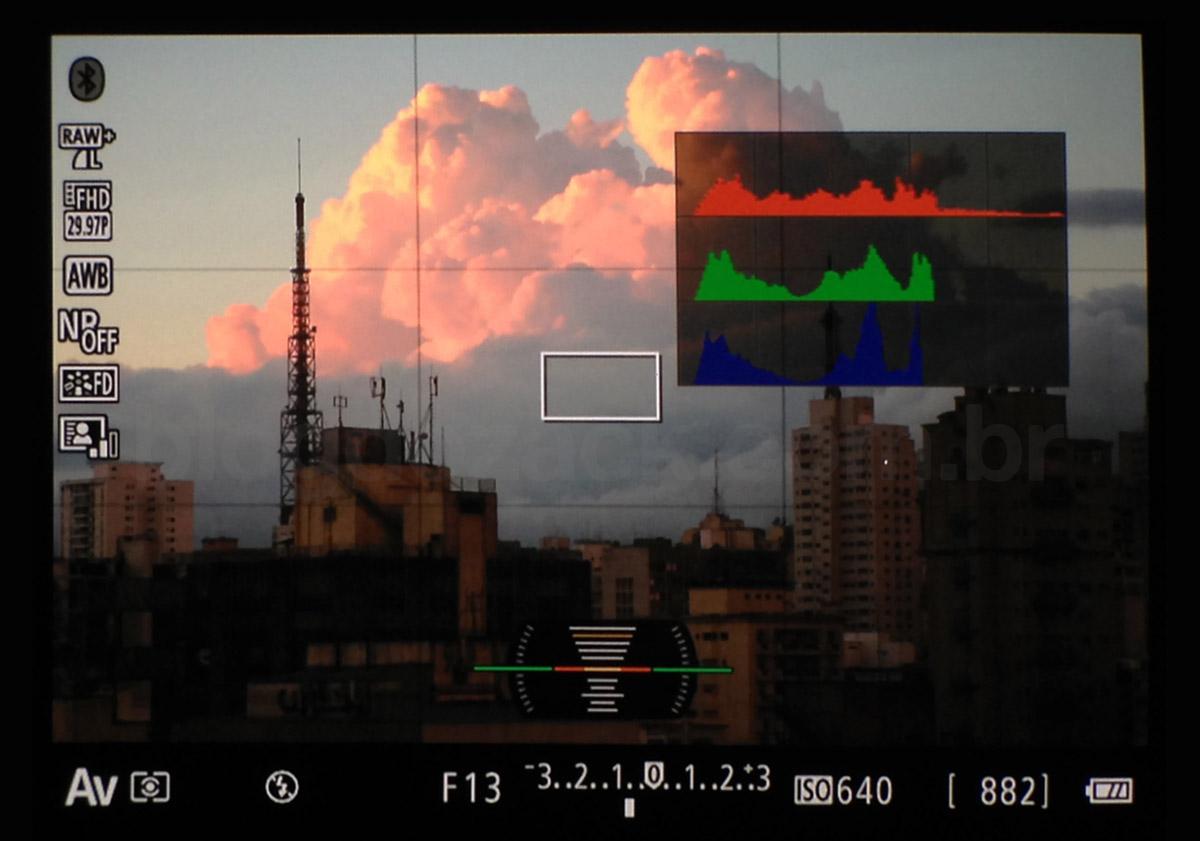 Canon EOS M5 EVF