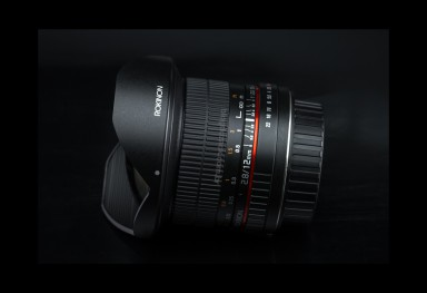 Rokinon 12mm f/2.8 ED AS IF NCS UMC