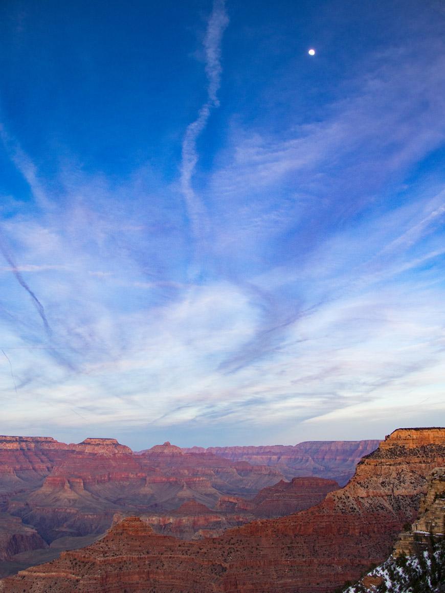 """""""Grand Canyon"""" em f/7.1 1/60 ISO125 @ 18mm; todas as fotos com a Canon EOS M5; arquivos raw disponíveis no Patreon."""