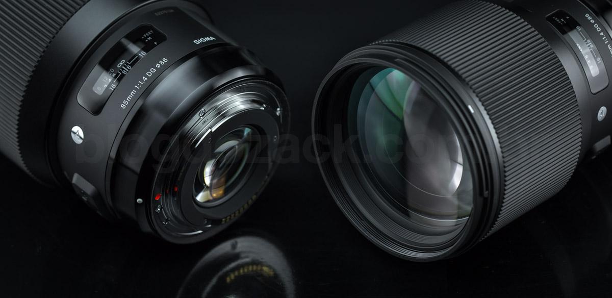 Sigma 85mm f/1.4 Art DG HSM