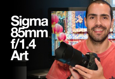 Sigma 85mm f/1.4 Art DG HSM