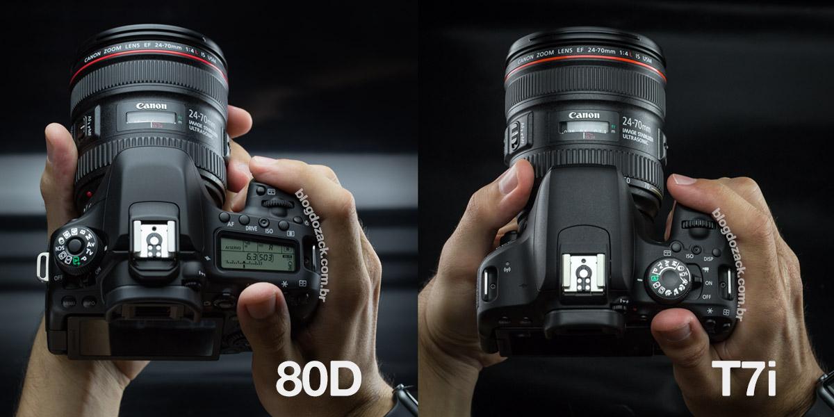 Canon EOS T7i Rebel