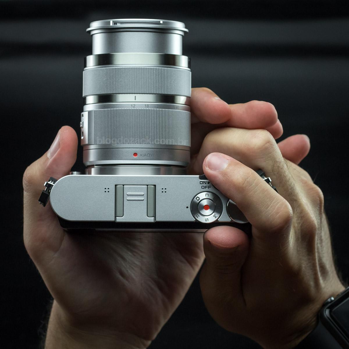 XiaoYi 12-40mm f/3.5-5.6