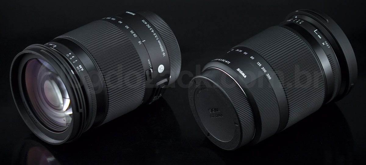 Sigma 18-300mm f/3.5-6.3 DC Macro OS HSM Contemporary