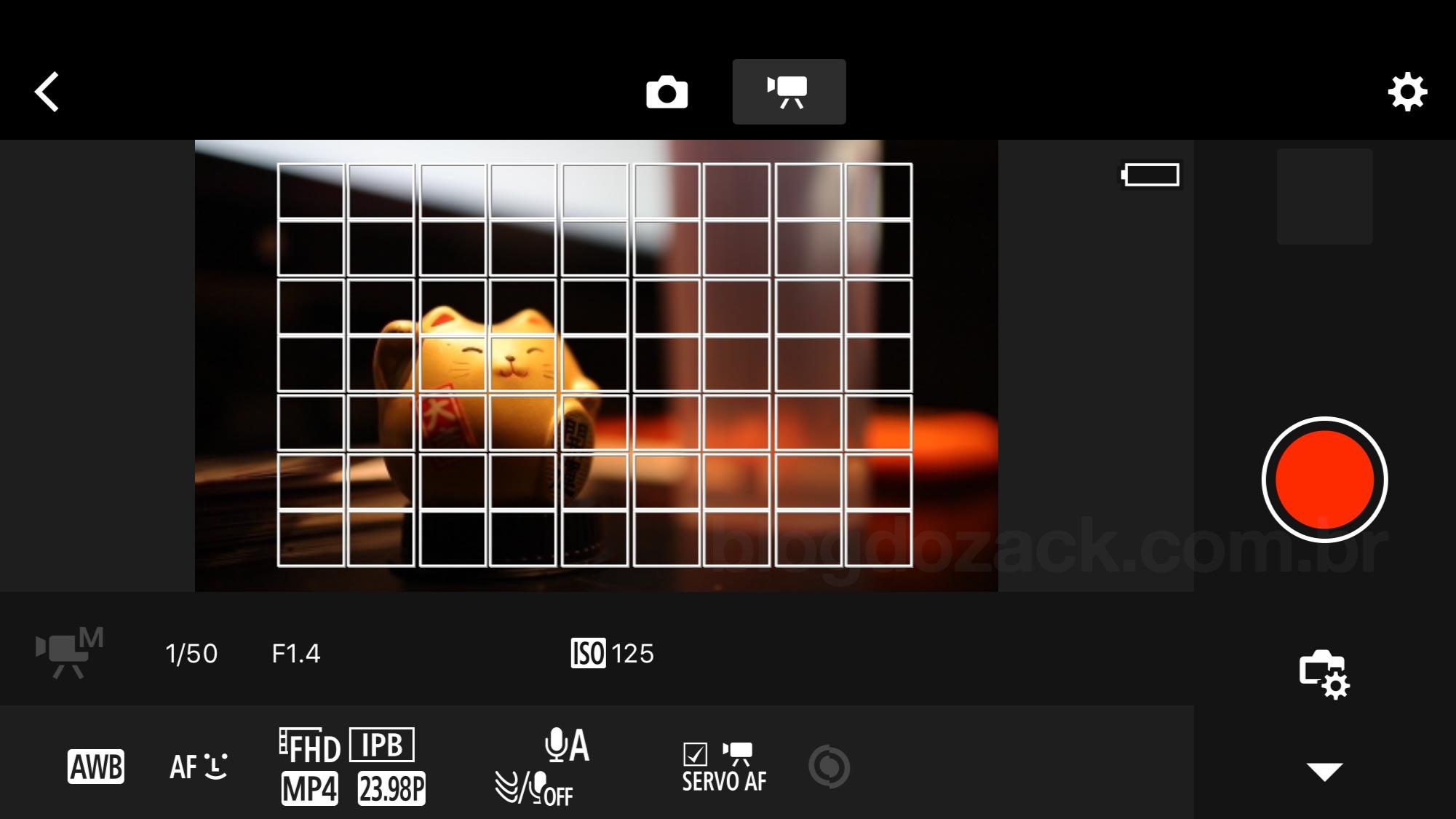 Canon EOS 6D Mark II IOS CAMERA CONNECT