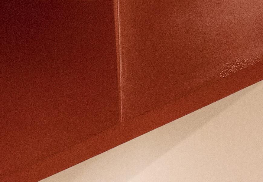 Crop 100%, gradução dos ruídos é perfeita, mesmo em itens vermelhos.